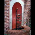 Forged Copper Fountain